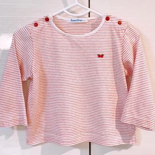 familiar - ファミリア  トップス  Tシャツ