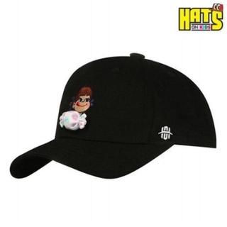ぺこちゃんCAP ELSTINKOKids ML (53〜55cm)(帽子)