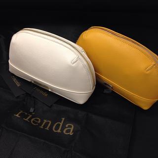 リエンダ(rienda)のリエンダ ポーチ 2個セットで‼️ 新品未使用 ギフト(ポーチ)
