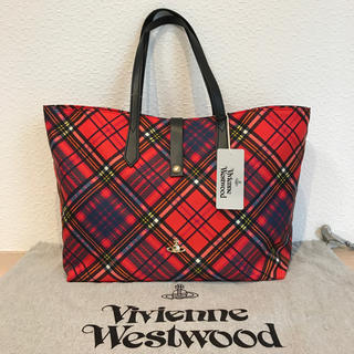 Vivienne Westwood - 新品Vivienne Westwood ヴィヴィアンウエストウッド トートバッグ