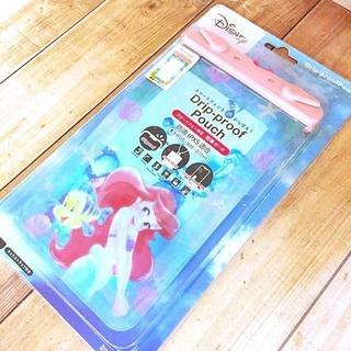 ディズニー(Disney)のアリエル スマホケース 防水ケース 防水ポーチ(マリン/スイミング)