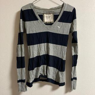 アバクロンビーアンドフィッチ(Abercrombie&Fitch)のAbercrombie & Fitch 長袖 Tシャツ(Tシャツ(長袖/七分))