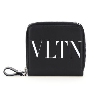 ヴァレンティノ(VALENTINO)のVALENTINO 新作 ジップラウンド 折り財布(折り財布)