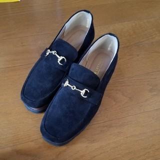 厚底ローファー(ローファー/革靴)