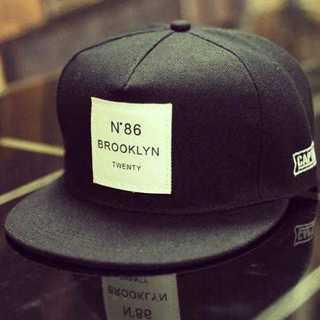 キャップ 帽子 ストリート メンズ 大きいサイズ 黒 BROOKLYN BOX