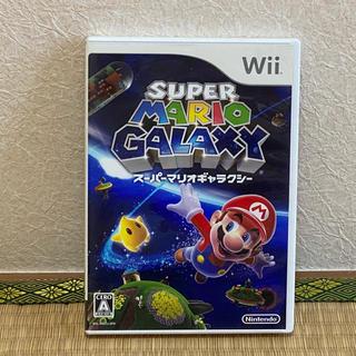Wii - スーパーマリオギャラクシー Wii