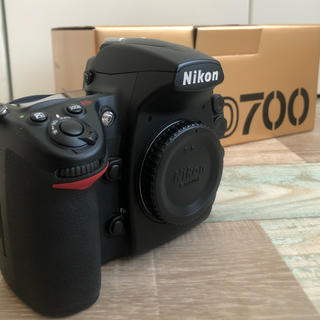 Nikon - ☆美品☆ Nikon D700  フルサイズ 一眼レフ