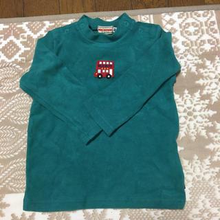 ミキハウス(mikihouse)のミキハウス プチハイネックロンT(Tシャツ)