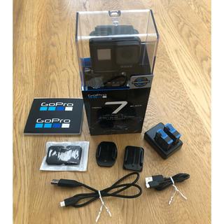 GoPro - GoPro Hero7black 美品 予備バッテリー SDカード128GB付き