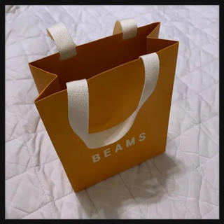 ビームス(BEAMS)のa081 BEAMS ショップ袋 ショッパー 紙袋(ショップ袋)