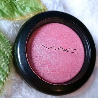 マック(MAC)のMAC エクストラディメンションブラッシュ 人気♡イントゥザピンク♡秋冬メイクに(チーク)