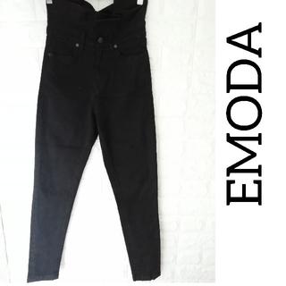 エモダ(EMODA)のM106 EMODA(エモダ) ブラックパンツ(カジュアルパンツ)