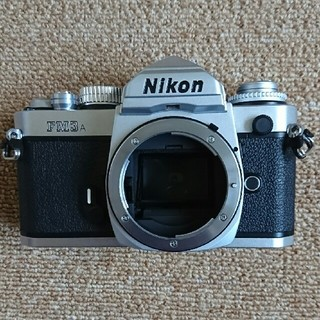Nikon - ニコン FM3A 外観極上です。