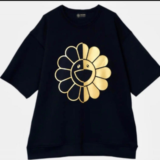 村上隆×ヒカル コラボTシャツ 1000枚限定 Lサイズ