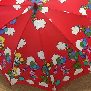 レトロ 雨傘 未使用(傘)