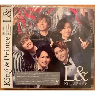 Johnny's - 「L&」 King&Prince 通常盤