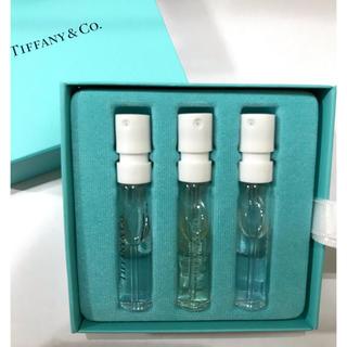 Tiffany & Co. - ティファニー 香水 サンプル 3点セット
