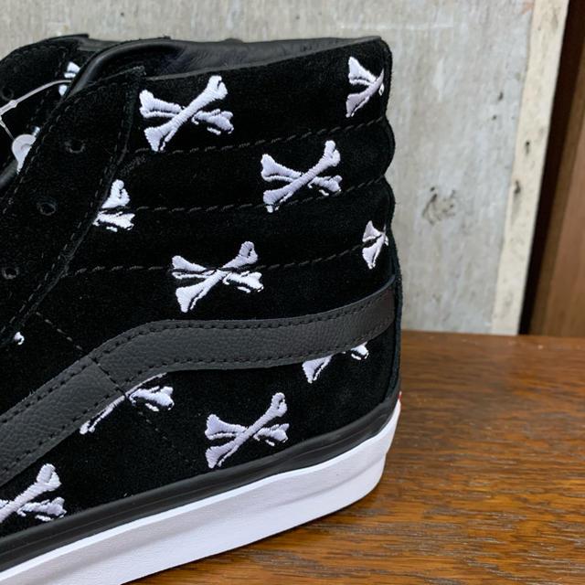 Supreme(シュプリーム)の27.5cm WTAPS × VANS SK8-Hi LX  メンズの靴/シューズ(スニーカー)の商品写真