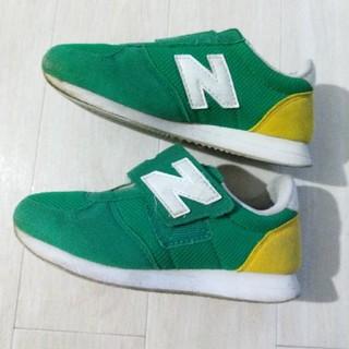 New Balance - ニューバランス 18.5センチ