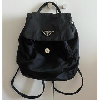 PRADA - PRADA プラダ リュック 黒 ブラック ブランド