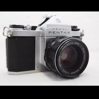 ペンタックス(PENTAX)のPentax SV SMC TAKUMAR 55 1.8(フィルムカメラ)