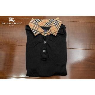 BURBERRY - BURBERRY GOLF ポロシャツ