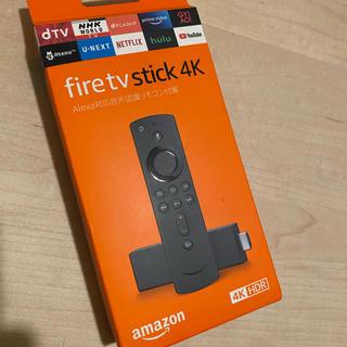 最新 Fire TV Stick 4K 新品未使用(その他)