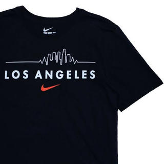 NIKE - US限定‼︎ Nike Los Angeles カットソー黒L