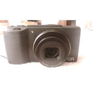 リコー(RICOH)の★RICOH GRⅡ★送料無料(コンパクトデジタルカメラ)