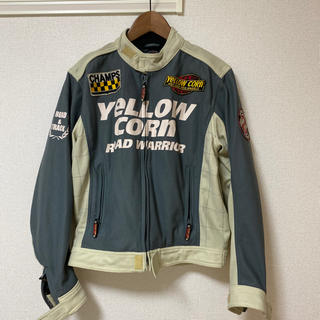YeLLOW CORN - バイク ウェア ライダース ジャケット YELLOW CORN
