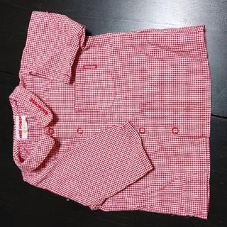 ミキハウス(mikihouse)のmikihouseシャツ(シャツ/カットソー)
