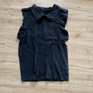 ジルスチュアート(JILLSTUART)のジルスチュアートのフリル袖(シャツ/ブラウス(半袖/袖なし))
