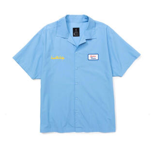 NIKE - 【新品未開封】UNION × JORDAN MECHANIC SHIRT