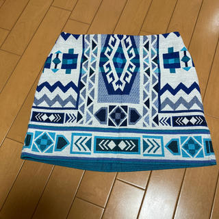 エイチアンドエム(H&M)のタイトスカート(ミニスカート)