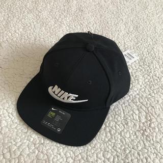 NIKE - NIKE ナイキ キッズフューチュラプロキャップ キャップ 帽子 キッズ 黒
