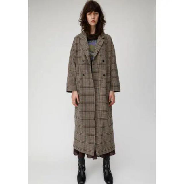 moussy(マウジー)のMOUSSY完売商品☆FALL COLOR ロングコート レディースのジャケット/アウター(ロングコート)の商品写真