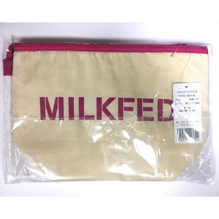 ミルクフェド(MILKFED.)のMILKFED.     クーラーバッグ・ランチポーチ(弁当用品)