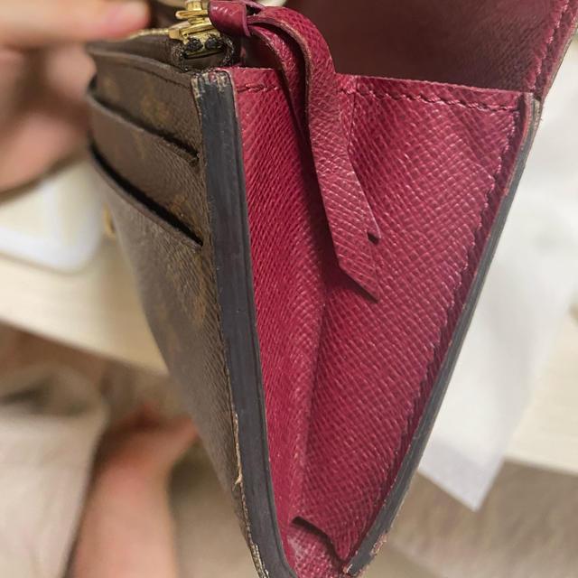 LOUIS VUITTON(ルイヴィトン)のLOUIS VUITTON、ルイ•ヴィトン、長財布 レディースのファッション小物(財布)の商品写真
