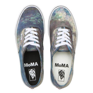 VANS - MoMA x Vans AUTHENTIC CLAUDE MONET