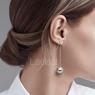 Adam et Rope' - 397.ball hook pierce【silver】