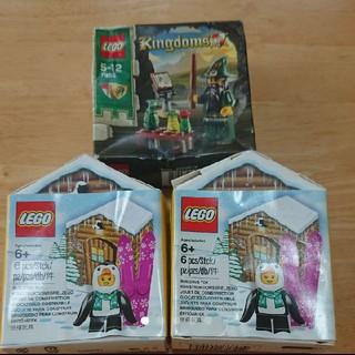 レゴ LEGO キングダム ウィザード 7955 、ペンギン5005251セット