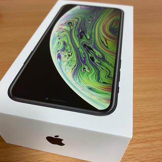 iPhone - iPhone Xs スペースグレイ 64GB SIMフリー