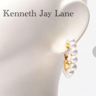 TOMORROWLAND - tomorrowland購入 Kenneth Jay Lane パールイヤリング