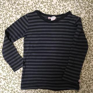 ボンポワン(Bonpoint)のボンポワン ボーダーロンT(Tシャツ/カットソー)