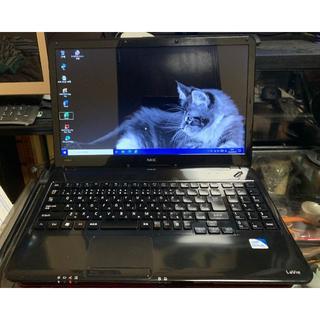 NEC - NEC Lavie PC-LS150E/Win10 160GB/Office入り