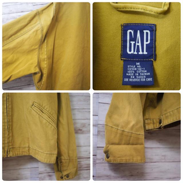 GAP(ギャップ)の90's OLD GAP ダック地ワークジャケット メンズのジャケット/アウター(カバーオール)の商品写真