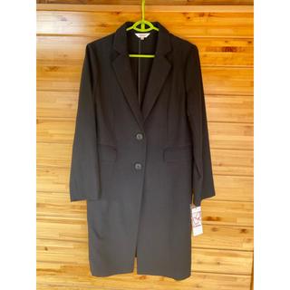 ジュンコシマダ(JUNKO SHIMADA)のジャケット ロングコート チェスターコート(ロングコート)