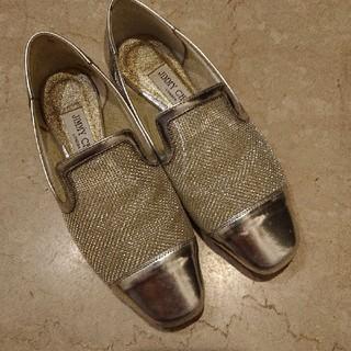 ジミーチュウ(JIMMY CHOO)のJIMMY CHOO(ローファー/革靴)