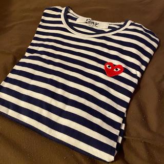 コムデギャルソン(COMME des GARCONS)のコム・デ・ギャルソンシャツ(Tシャツ/カットソー(半袖/袖なし))