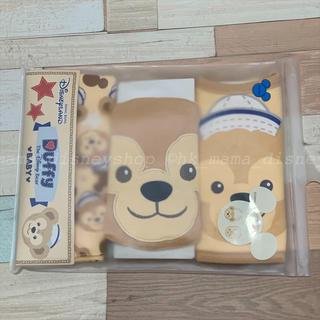 ダッフィー - 香港ディズニー限定🌟ダッフィー スタイ3枚セット よだれかけ 赤ちゃん ベビー